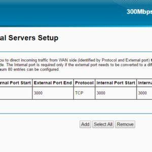 aprire porte d link come aprire le porte router port forwarding