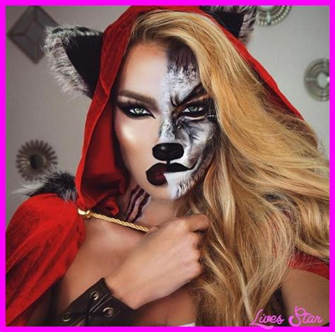 top ideas 10 best makeup ideas for halloween hairstyles fashion