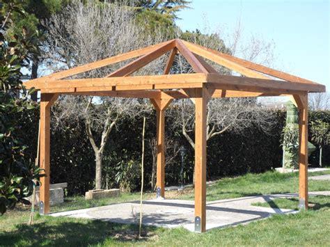 progetto per gazebo in legno futurtenda 187 gazebo in legno lamellare