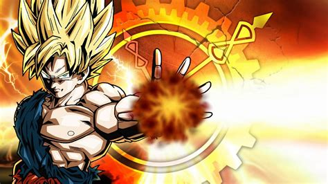 dragon ball moving wallpaper dragon ball goku animated wallpaper