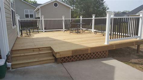remodeling contractor deck builder columbia sc clark