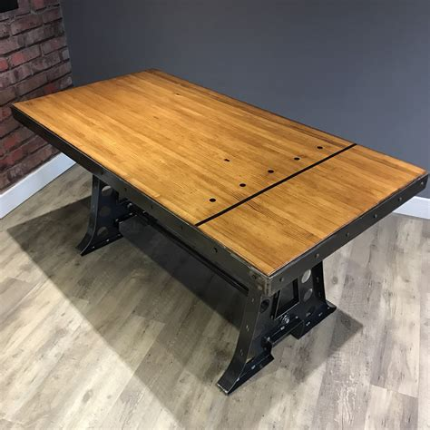 bowling dining table bowling alley dining table patina designers and makers