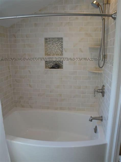 bathroom tub surround tile ideas bathtub tile surround on pinterest tile tub surround