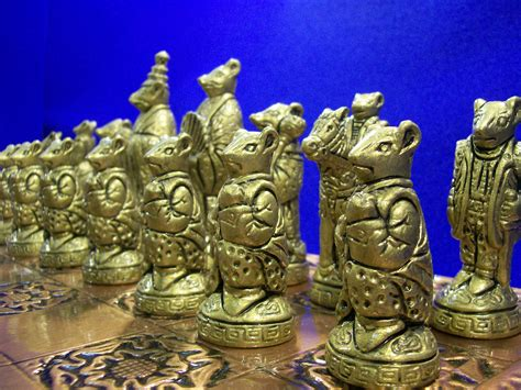 ancient chess ancient chinese rat chess set leah s den