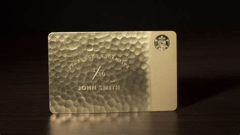 History Of Gift Cards - a brief history of starbucks limited edition gift cards eater