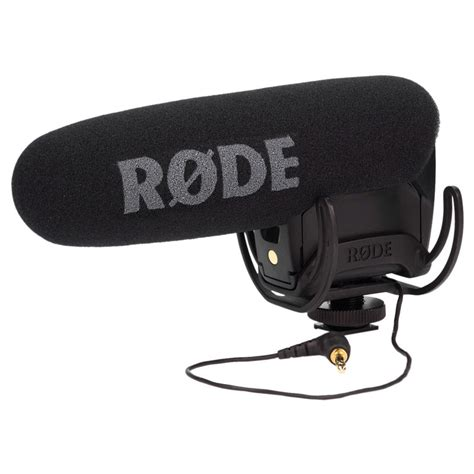 rode videomic pro compact directional on microphone rode videomic pro r location sound