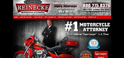 California Motorcycle Lawyer 2 by Best Motorcycle Blogs To Follow Which Is Gonna Be Your