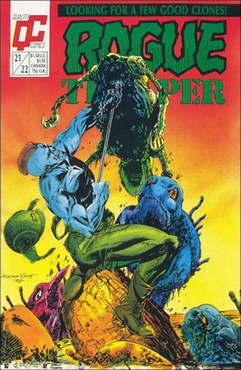 Rogue Trooper Tpb 1984 1988 rogue trooper 21 22 a aug 1988 comic book by quality comics