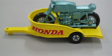 matchbox honda matchbox honda motorcycle trailer review about motors