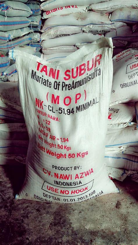 Jual Pupuk K Bioboost Di Medan 1 jual pupuk kcl mop tani subur harga murah medan oleh cv