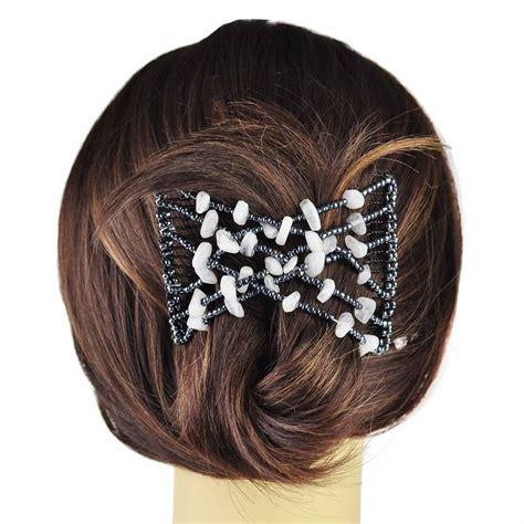 Vintage Wedding Hair Grips vintage hair wedding grip clip comb magic