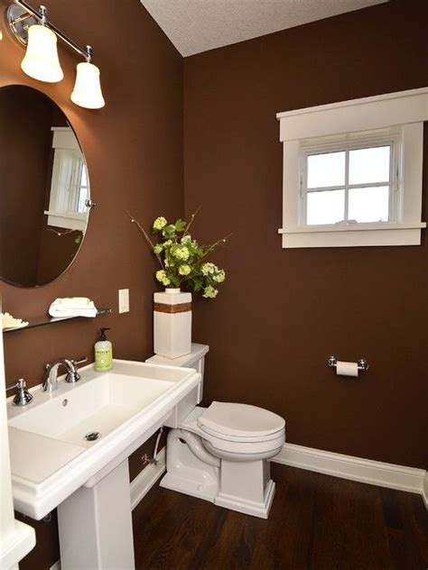 Chocolate Brown Bathroom Ideas by 1000 Images About Brown Bathrooms On Bathroom