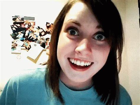 Obsessive Girlfriend Meme - popular overly obsessed girlfriend girlfriend gif