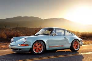 Singer Porsche 911 Porsche 911 Reimagined By Singer