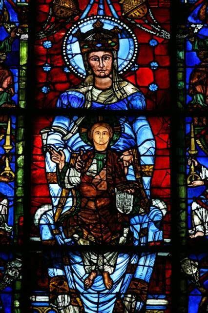 Virgen Azul