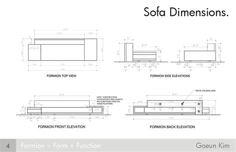 couch dimentions size of sofa thesofa