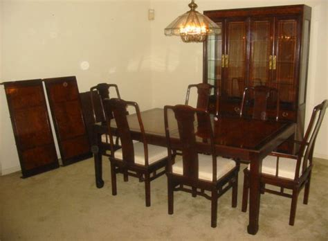 drexel heritage dining room set drexel heritage china cabinet for sale