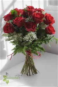 Home creative gifts for girlfriend ramos de rosas rojas