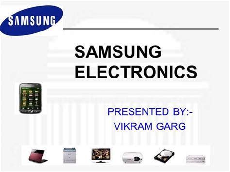 samsung presentation template ppt on samsung authorstream