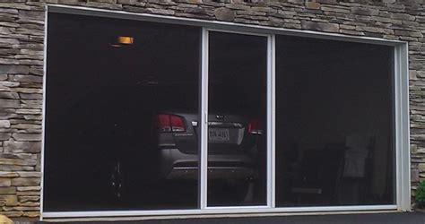 Garage Door Screen System Screening Systems Coastal Door Supply