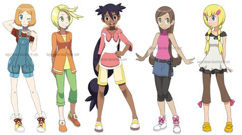 where to buy sun ls for sad pokegirls alt 2 by hapuriainen on deviantart