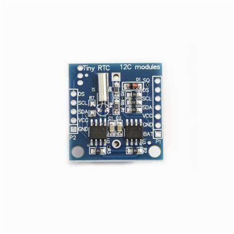 Tiny Rtc I2c Modules Arduino Tiny Rtc I2c Real Time Clock Module 24c32 Storage