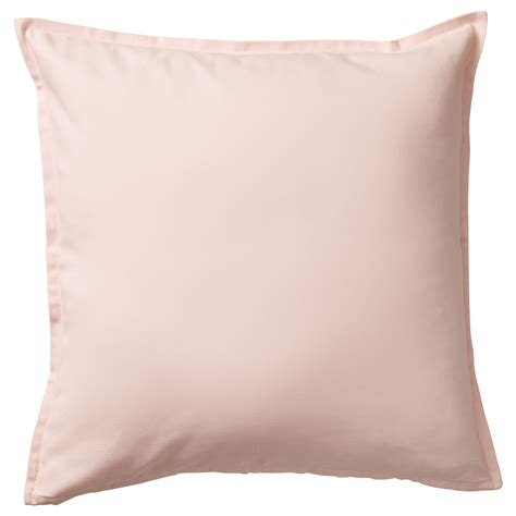 pink sofa pillows gurli cushion cover light pink 50x50 cm ikea