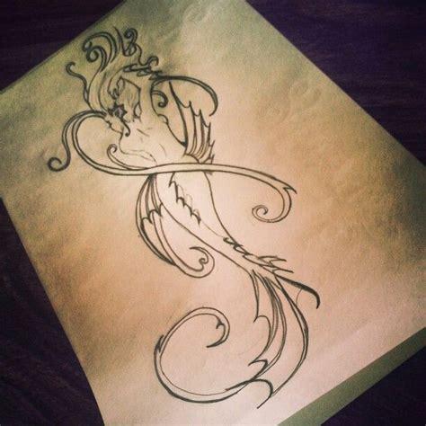 evil mermaid tattoo design cool tattoo pinterest