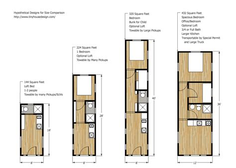 Tiny House Trailer Plans Who Insists On Living Comfort And Floor Plans For Tiny House