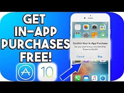 how to get in app purchases for free android get in app purchases for free ios 10 2 iphone ipod