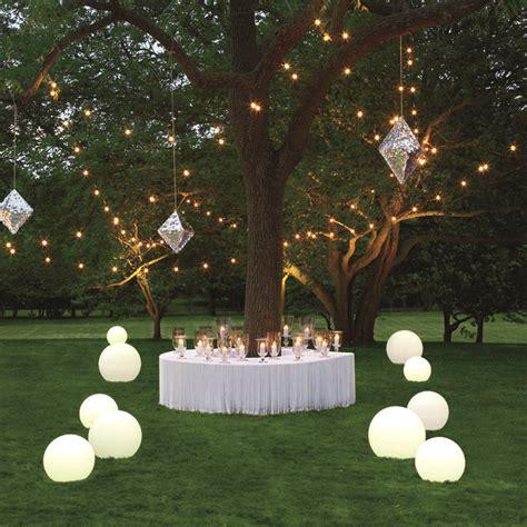 charming Led Lights Decoration Ideas #4: brides-magazine-wedding-outdoor-altar-ideas-002.jpg