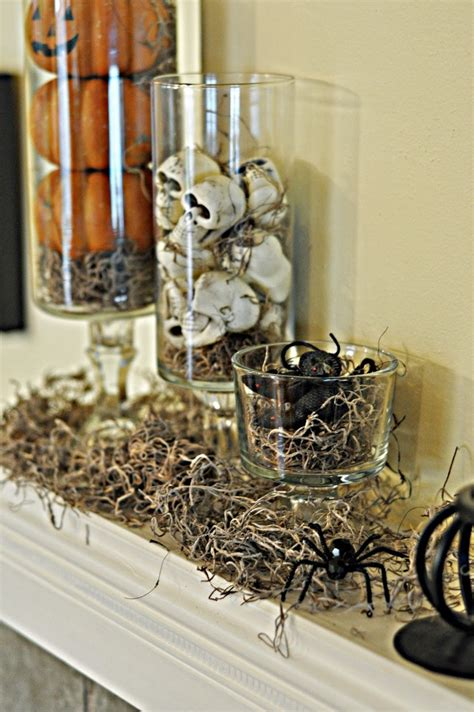 Ideas To Fill Glass Vases by Filled Glass Vases Candles Holder Ideas