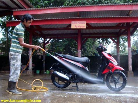 Kran Cuci Motor usaha singan