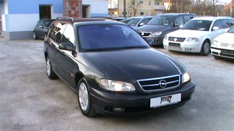 2003 opel omega 2 0 dt review start up engine and in