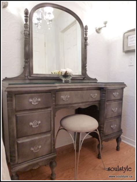 25 best ideas about refinished vanity on