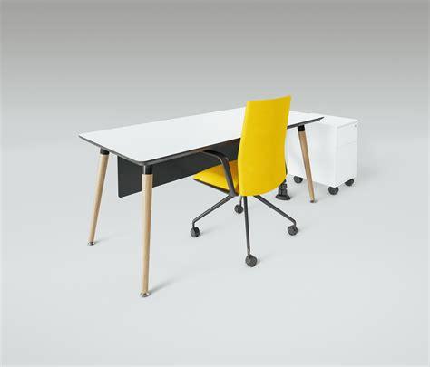 Individual Desk by Scando Single Office Desk Individual Desks From Ergolain