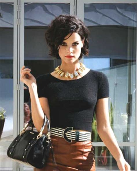 hairstyles for thick hair 2015 10 short hairstyles for thick wavy hair short