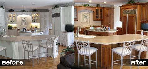 kitchen fronts and cabinets of home remodeling