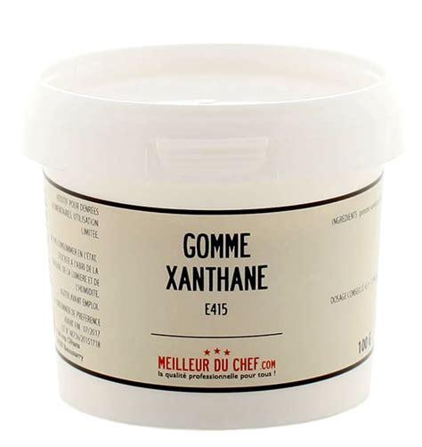 gomma xantana alimentare gomme xanthane e415 100 g meilleurduchef