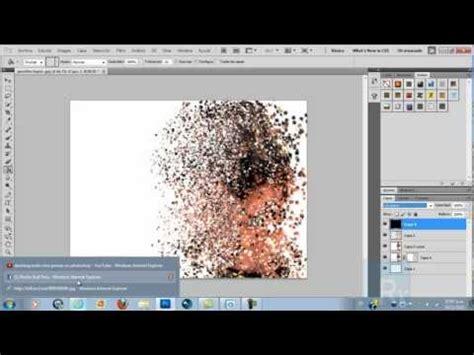 tutorial photoshop cs5 efecto explosión de cara poner color al humo doovi