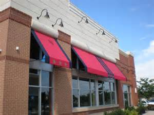 commercial building awnings commercial awnings photo gallery baltimore md dc va