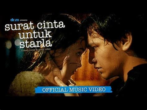 film surat cinta untuk starla youtube starla music profile california us bandmine com