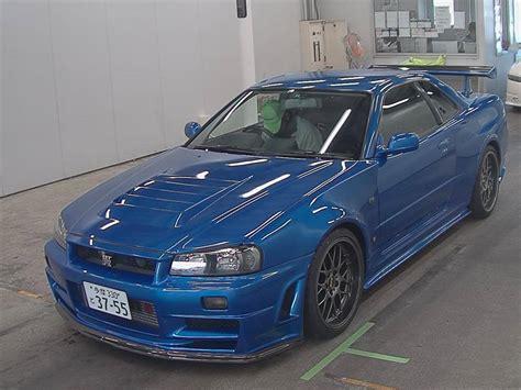Nissan Skyline Gt R 34 Skala 43 Merk Mtech Limited Edition nissan skyline r34 gt r v spec ii n 252 r te koop in japan topgear