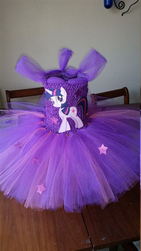 any color twilight sparkle or any color my pony costume