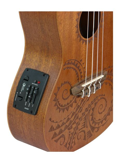 luna ukulele review concert acoustic electric ukulele