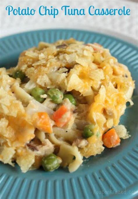 simple tuna noodle casserole recipe best 25 potato chip chicken ideas on recipe