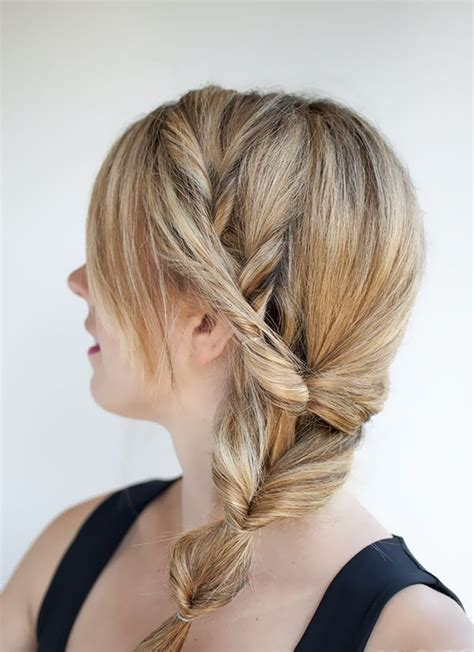 side ponytail hairstyles  teens    canvas