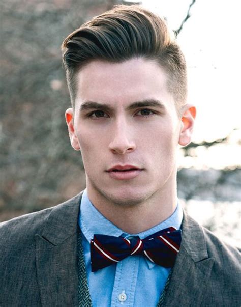 dapper hairstyles for men mens hair dapper clean hair pinterest bow ties