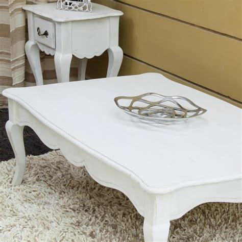 Shabby Chic Coffee Table Uk Homescapes Vintage Coffee Table With Cabriole Legs New Orlans Shabby Chic Style Solid