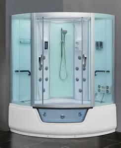 steam shower corner whirlpool bath 1500x1500 taps